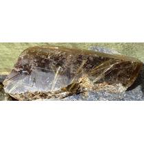 Coleção De Quartzo Rutilado Natural Bruto - 1,100 Kg