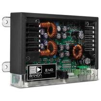 Módulo Amplificador Banda 2.4d 400w Rms 4 Canais 2 Ohms Digi