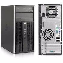 Cpu Desktop Hp Compaq 6000 Dual Core 3.2ghz 500gb Hd 4gb Ram