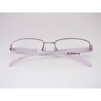 Armação Para Óculos Playboy Lilás Feminina