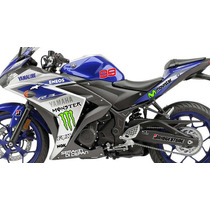 Adesivo Yamaha R3 Kit Monster R3 Moto Yamaha 320 R3