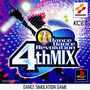 Sound Mp3 Dance Dance Revol 4 Thmix (psp Ps1 Cd Play)