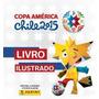 Album Capa Dura Completo Copa America 2015 Gratis Box Panini