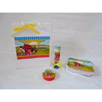 Kit Lembrancinha Festa Aniversario Angry Birds