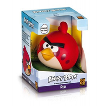 Boneco Red Angry Birds - Grow