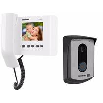 Vídeoporteiro Intelbras Iv 4010 Hs Interfone Tela Lcd Camera