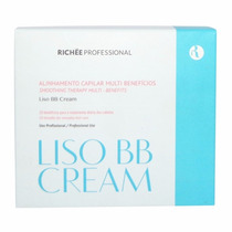 Progressiva Liso Bb Cream 50ml Sem Formol