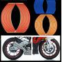 Fita Adesiva Refletiva Em Polietileno Para Carro E Moto