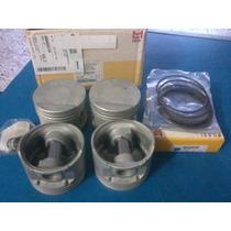 Pistão+segmento Motor Saveiro 1.6 Ap Flex 07/.0.50 Metalleve