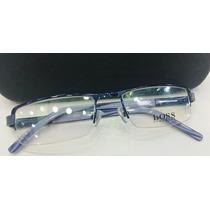 Armação P/óculos De Grau Hb0290 Masculina Várias Cores