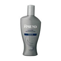 Shampoo Desamarelador Cabelos Grisalhos Amend 250ml