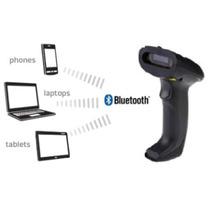 Leitor Código Barras Laser Sem Fio Bluetooth