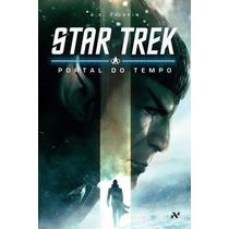 Novo Livro Produtora Aleph Serie Star Trek Portal Do Tempo