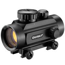 Red Dot Sight Barska 30mm Trilho 22 Mm