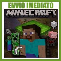 Minecraft - Cartão De Ativação Original - Envio Imediato !