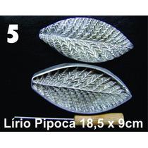Frisador Modelagem De Flores Tecidos E Eva Lírio Pipoca 05