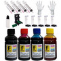 400ml Tinta Cartuchos Hp 61 60 122 901 21 675 662 564 670 74