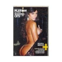 Dvd Playboy Especial Melhores Making Of 15 Maria Melilo