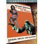 Dvd A Mulher De Pedra - Frank Sinatra Rachel Welch- Original