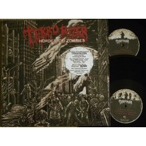 Terrorizer Hordes Of Zombies 2lp Napalm Death Carcass Slayer