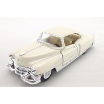 Miniatura Cadillac 1953 Coupe Escala 1:43 Bege