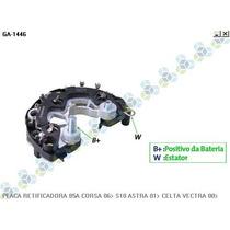 Placa Retificadora 85a Gm Vectra 2.0 96/97 - Gauss