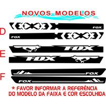 Faixas Esportiva Laterais Automotivas Fox, Spacefox Tuning