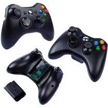 Controle Para Xbox 360 Sem Fio Original Feir