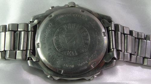 a734d4c7da5 Ultra Raro Citizen Combo C 410 Titanium Garant Relogiodovovo - R ...