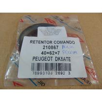 Retentor Polia Motor Ford Zetec Rocam 1.0 1.6 8 Valvulas