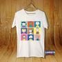 Camisa Camiseta Masculina Charlie Lino Lucy Minduim