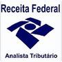 Curso Analista Tributário Receita 2015 - Casa Do Concurseiro