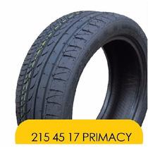 Pneu 215 45 17 Primacy Tyre Remold Promoção 12x Sem Juros