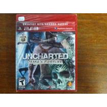 Uncharted Drakes Fortune Lacrado-foto Real Do Produto