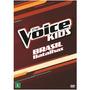 The Voice Kids (dvd) Brasil Batalhas