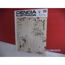 Revista Ciência Ilustrada Nº123 Vol.9 Abril Cultural Ind1971