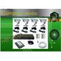 Kit Cftv Dvr 8 Canais C/ Hd 250gb C/4 Cameras Completo 9.1.1