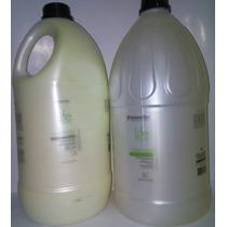 Kit Shampoo E Condicionador De Erva Doce Minas Flor 5 Litros