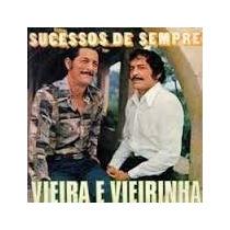 Lp Vieira E Vieirinha - Sucessos De Sempre