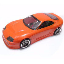 Carro Himoto Toyota Supra 1995 Brushless Drif 1/10 2.4ghz Rc