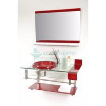 Gabinete De Vidro Banheiro