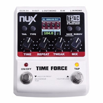 Pedal De Efeitos Guitarra Nux Drive Force