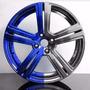 Tinta Cromo Chrome 500 Ml+candy Azul 100 Ml Efeito Cromado