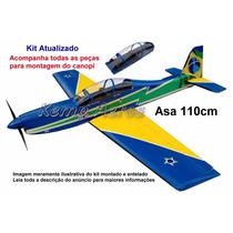 Aeromodelo Super Tucano A-29 Kit Para Montar - Kemp Aeros