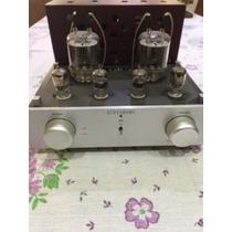 Amplificador Valvulado 40 Watts Stereo