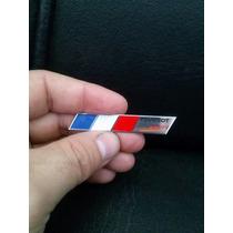 Emblema Peugeot Sport Painel 308 3008 208 207 407 408 307 !!