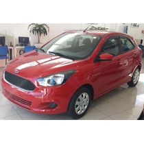 Jogo 4 Calhas De Chuva Novo Ford Ka + 2015 (sedan E Hatch) 4