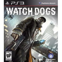 Watchdogs - Watch Dogs - Ps3 - Psn - Original Midia Digital