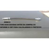 Flexível Freio Dianteiro Caminhonete Chevrole Gm C10 C15 C14