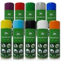 Tinta Spray Uso Geral, Automotiva, Móveis, Interno E Externo